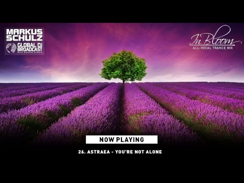 Global DJ Broadcast: In Bloom 2018 with Markus Schulz
