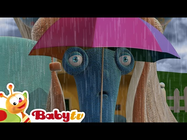 Let It Rain with Stick with Mick and the Cuddlies | BabyTV
