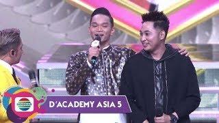 Download lagu Terkejut Bahagia! Megat Haikal-Malaysia Kedatangan Idolanya, Irwan DA-D'Academy Asia 5