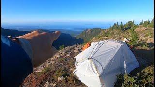 Vancouver Island Trail thru hike: Port Alberni to Cumberland