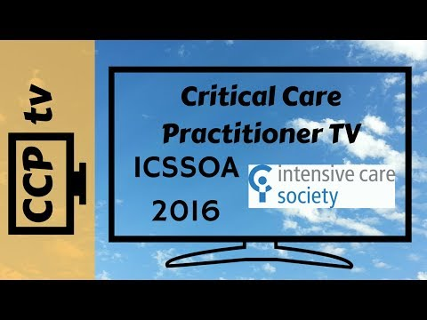 Intensive Care Society State of the Art Conference 2016