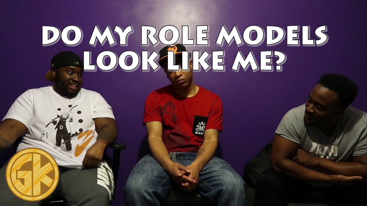 LETS WEIGH IN: Is it Imortant For Our Role Models to Look Like Us?