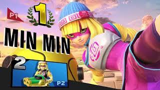 [Full stream] - Super Smash Bastards: Min Min Update