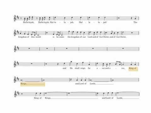Handel - Messiah (soprano karaoke)