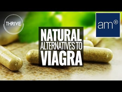 Natural Alternatives To Viagra | Thrive