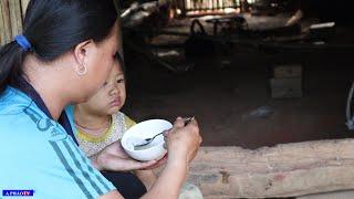 Cuộc sống không bon chen, cơm chan nước lã cũng ngon - Bản nghèo người Dao