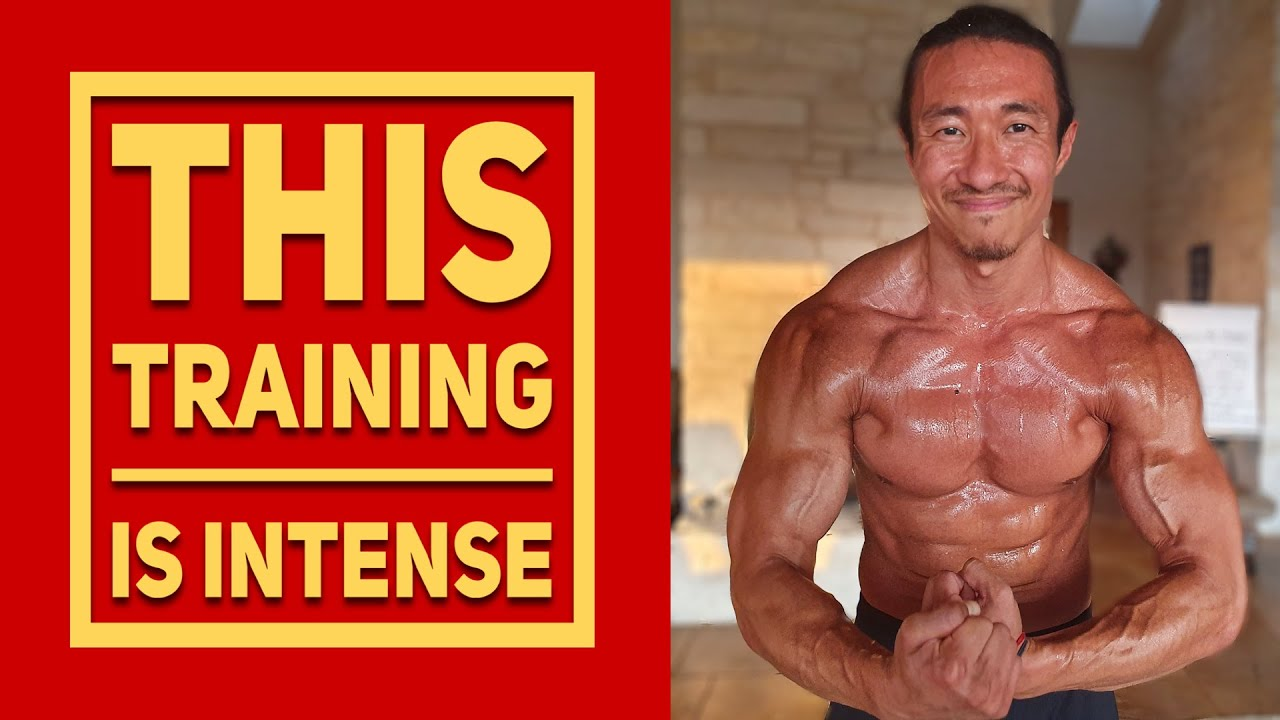 This is how I've been training the last 4 years....