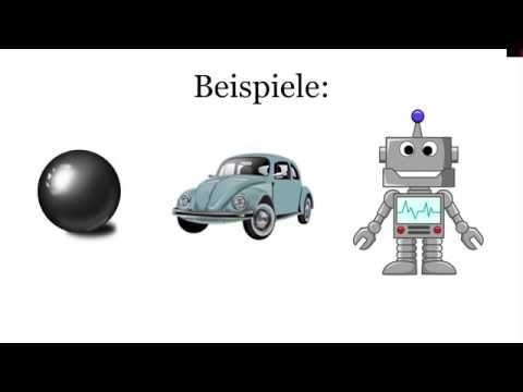 Einführung In Die Objektorientierte Programmierung - Objekte, Klassen, Attribute