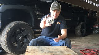 How to Install Billet Turbo Wheel on a Duramax