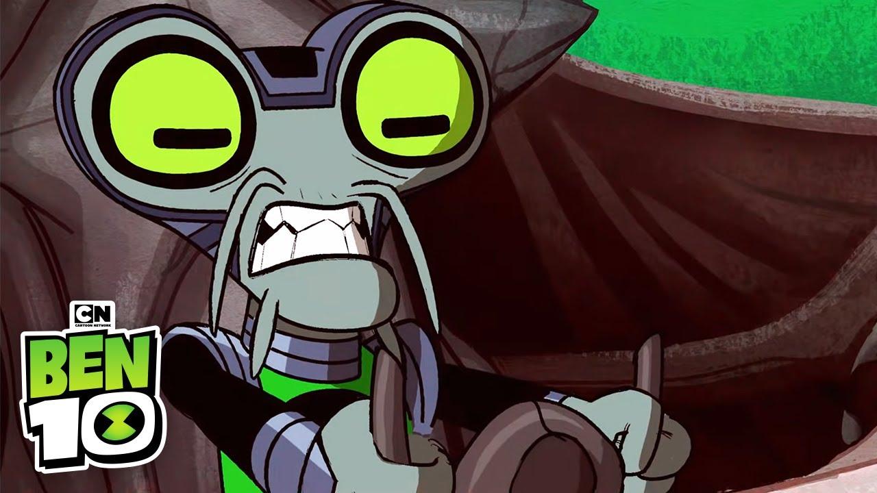 Download Ben 10   Upgrade's Alien World   Episode 8   Cartoon Network
