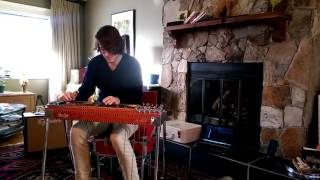 trailer park boys theme on pedal steel guitar