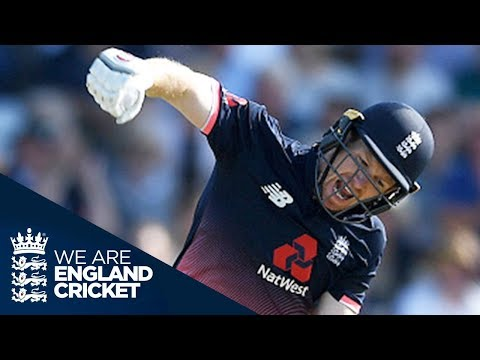 Eoin Morgan's Superb ODI Century v South Africa 2017 - Extended Highlights