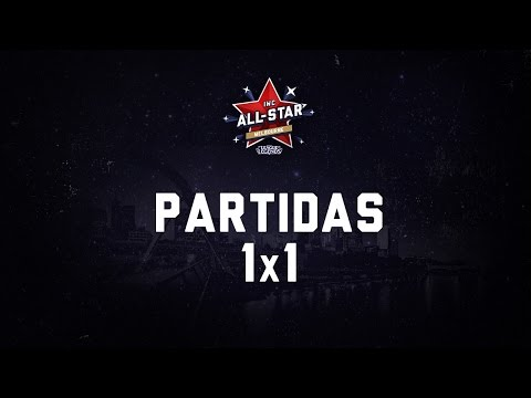 IWC ALL-STAR - Dia 2 - Torneio 1v1