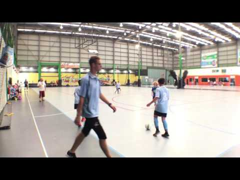 Sydney Futsal Club vs Eastern Suburbs Hakoah Futsal 2nd half win 7-1