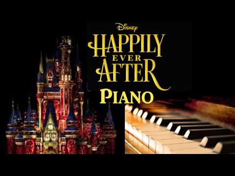 Happily Ever After on Piano
