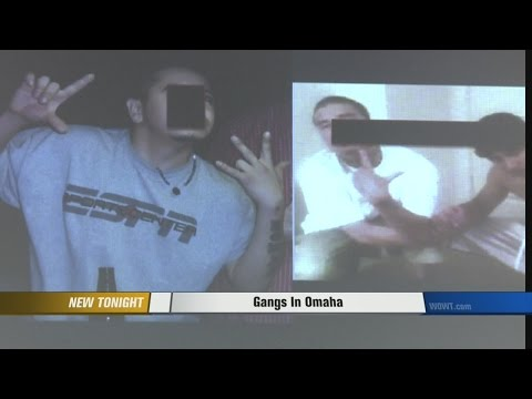 Tracking Omaha Gangs