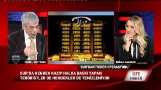 CEMAL TOPTANCI/Kanal a 14.12.2015 KURŞUNLU CAMİ YAKILDI 01 2