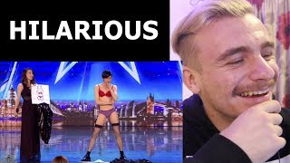 Magician REACTS to Sora Shock Magician on BGT