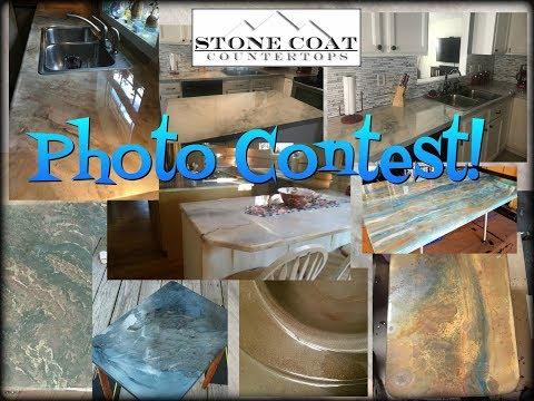 Stone Coat Countertops Photo Contest Dec, 2017