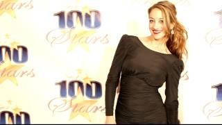 Bruna Rubio TV/Host/At Oscars Red Carpet EVENT