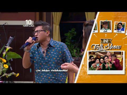 Lagu Dessert Kupat Tahu Ala Bang Sasmi - Ini Talk Show 19 Mei 2016