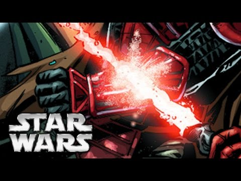What Lightsabers CAN'T Cut Through in Star Wars