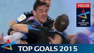 Top 30 Goals of 2015 | VELUX EHF Champions League
