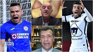 ANÁLISIS Cruz Azul venció 1-0 a Pumas con POLÉMICO penal de Cabecita Rodríguez | Futbol Picante