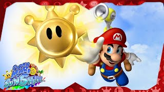 Super Mario Sunshine for Gamecube ᴴᴰ (2002) Full Playthrough