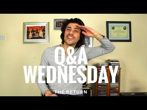 Q&A Wednesday - Hendrix or Page - Youtube Channels