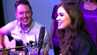 Hailee Steinfeld Gets the Surprise of Her Life! | Hit 30