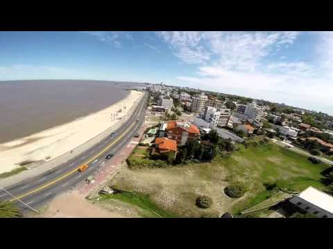 Paramotor Punta Gorda, Montevideo, Uruguay