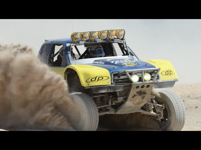 2015 Vegas to Reno with Koenig Racing's Toyota Pickup and Total Chaos