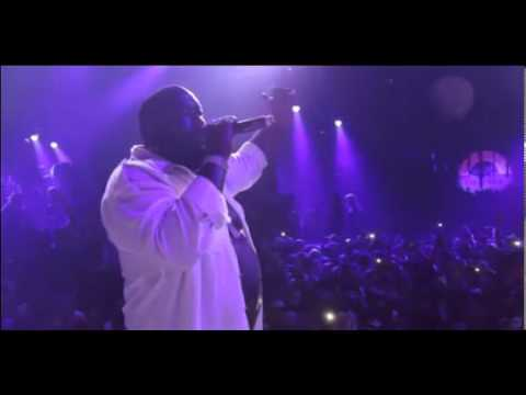 Rick Ross Live From Cannes, France #ChampagneShowers