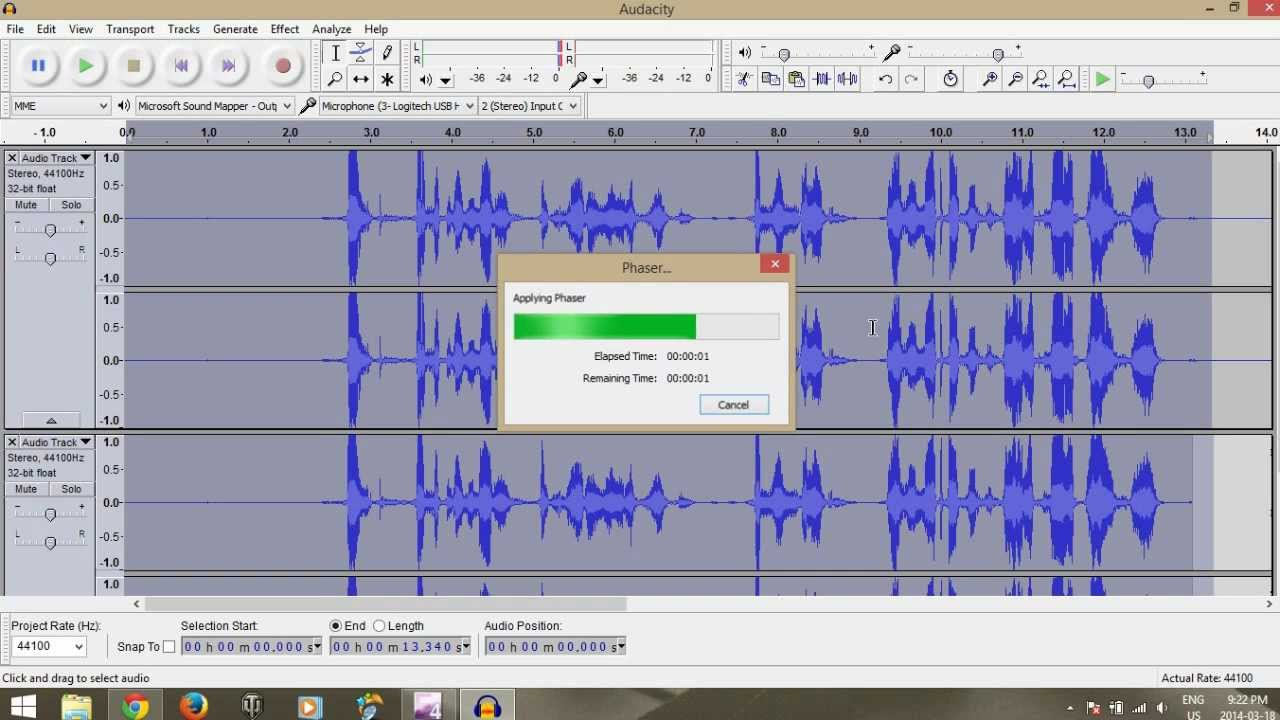 how to make super cool voice effects in audacity youtube. Black Bedroom Furniture Sets. Home Design Ideas