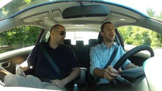 Driving Review - 2013 Hyundai Elantra Coupe SE - First Take Test Drive