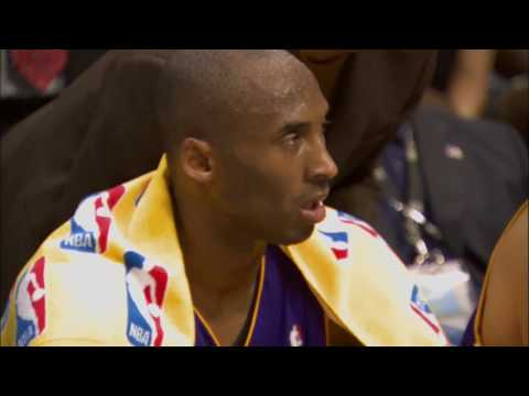 A look at the Intensity of Kobe Bryant