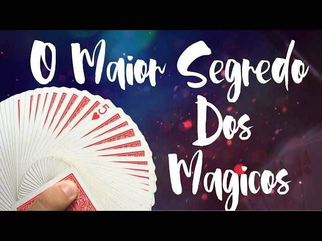 Aprenda Esse Truque e Seja o Melhor Mágico! Magica REVELADA!