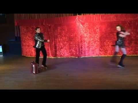 Бессаме мучо шоу-балет на льду роликах Арт-скейт