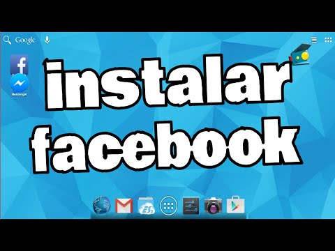 Como Instalar Facebook E Messenger No Android, Celular E Tablet