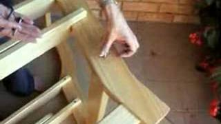 Easy Assembly Of A Comfy Chair