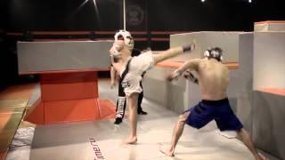 Aug 09, 2014. Hip Show Arena Combat in Bearcat Den arena!