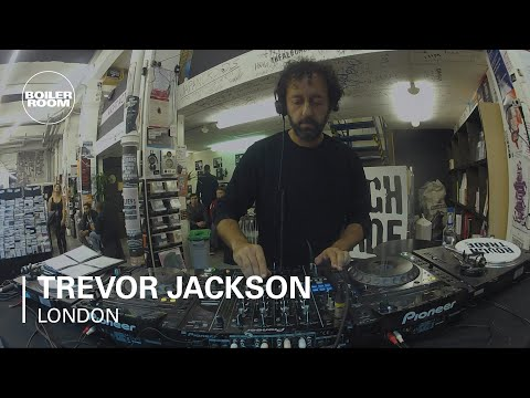 Trevor Jackson pres. Metal Dance Boiler Room DJ Set at Rough Trade