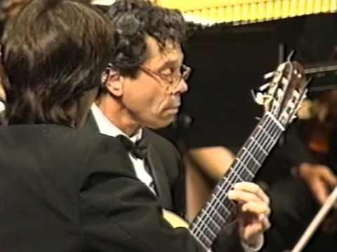 Joaquin Clerch, Leo Brouwer / Córdoba 1994