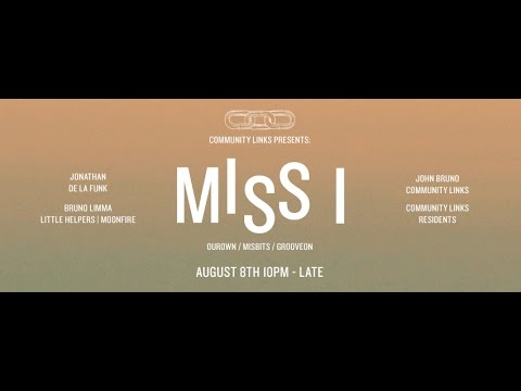 Miss I @ Community Links - Boston MA - 8.8.15