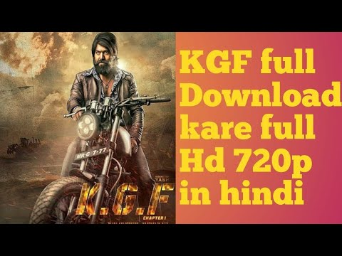 How To Download KGF Movie In Hindi Dubbed In 300 Mb In Hindi