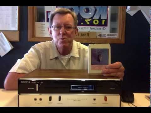 A Brief History and Memories of 8-Track Tape and Player