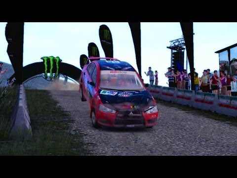WRC 4: FIA World Rally Championship - Gameplay PS3 HD 720P - Part 2