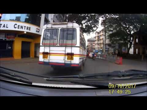 Roads in Goa: Panjim - Porvorim - Mapusa - Porvorim - Panjim
