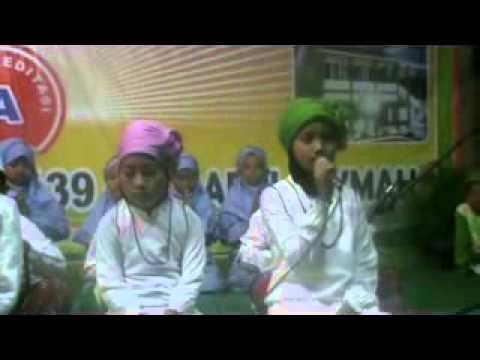Al Banjari MI Darul Hikmah - Ya Hanana